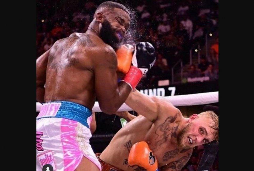Блогер Джейк Пол заявил, что не даст реванш боксёру Тайрону Вудли, после его поражения из-за татуировки