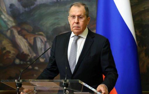 Глава МИД Сергей Лавров заявил об отсутствии планов присоединения России к НАТО