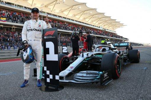 Гонщик Валттери Боттас начнет Гран При Италии с конца стартовой решетки из-за апгрейда двигателя
