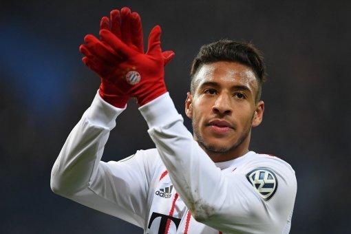 """Клуб """"Интер"""" планирует подписать Корентена Толиссо из """"Баварии"""" летом 2022 года"""