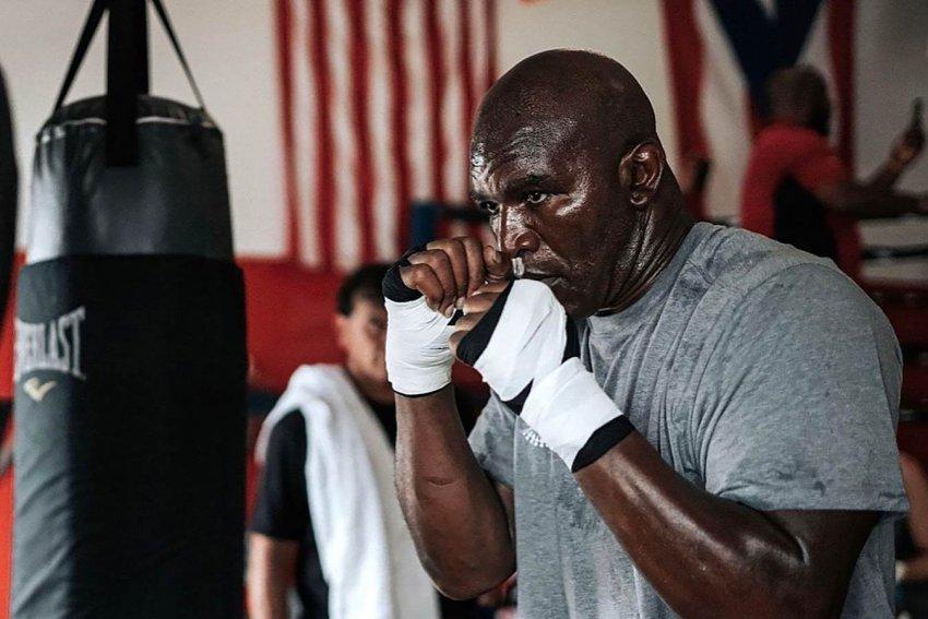 Боксерский поединок Холифилда и Белфорта перенесли во Флориду