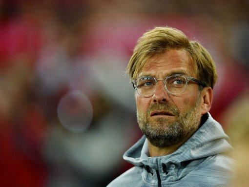 """Тренер """"Ливерпуля"""" Клопп не рад переходу Криштиану Роналду в """"Манчестер Юнайтед"""""""