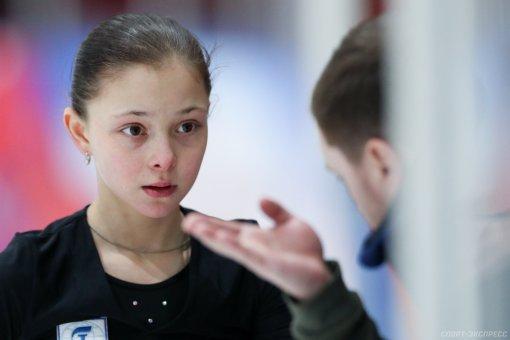 Фигуристка Софья Самоделкина выступит вместо Муравьевой на этапе Гран-при среди юниоров в Любляне