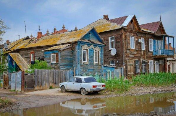 Москвичам посоветовали не выезжать в русскую глубинку