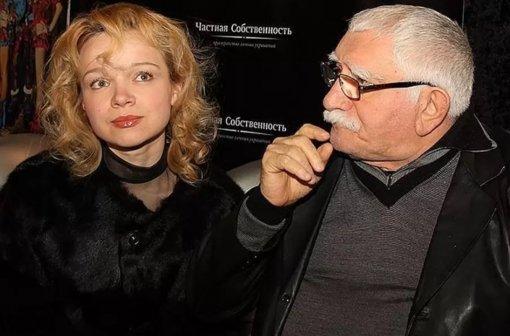 Вдова актёра Армена Джигарханяна отреагировала на слова певца Прохора Шаляпина о её отношениях с мужем
