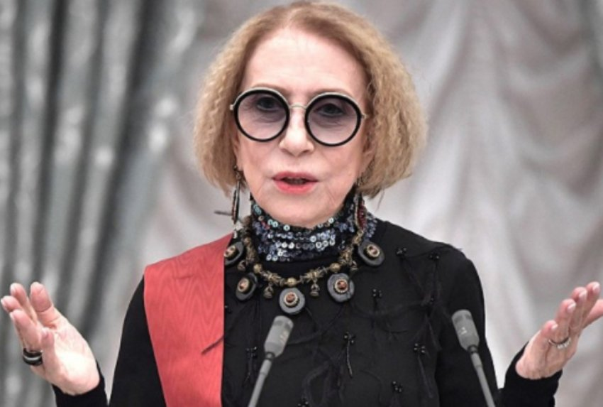 Актриса Инна Чурикова назвала причину пропуска сбора труппы театра «Ленкома»