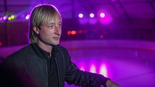 Тренер Евгений Плющенко опроверг слухи о переломе ноги у Вероники Жилиной