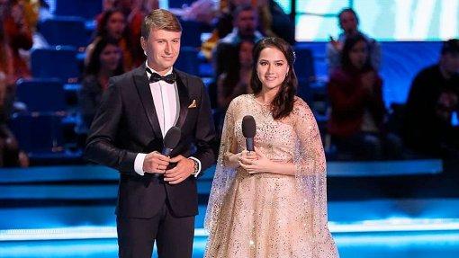 """Фигуристка Алина Загитова призналась, что ей было очень сложно вести """"Ледниковый период"""""""