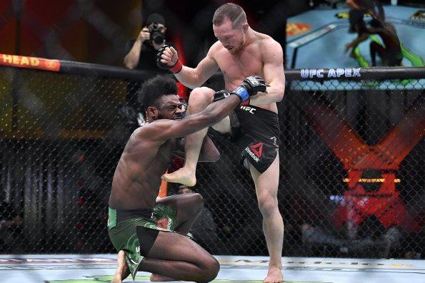 Чемпион UFC Стерлинг уверен, что победил бы Яна, если бы его соперника не дисквалифицировали