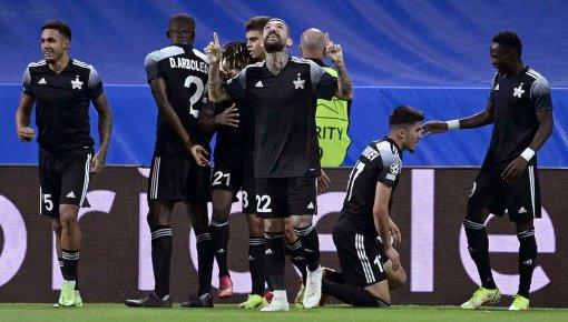 Молдавский «Шериф» пока не проиграл ни одного матча в текущем сезоне Лиги чемпионов