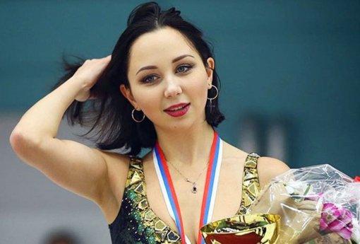 Фигуристка Елизавета Туктамышева показала на фото, как выглядела семь лет назад