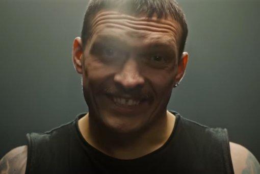 Боксёр Усик поучаствовал в съёмках клипа группы Anna Maria