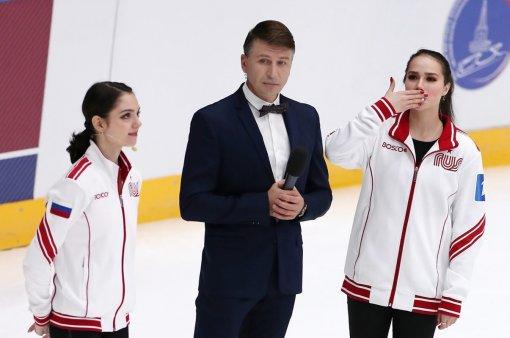 Именитые фигуристки Загитова и Медведева вместе выступят в Москве на гала-шоу