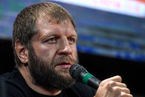 Боец Александр Емельяненко назвал свой уход в монастырь пиар-ходом