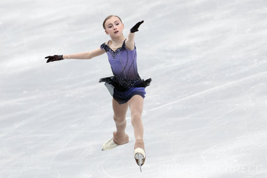 Ученица Плющенко Муравьева выступит вместо Фроловой на юниорском Гран-при в Кошице