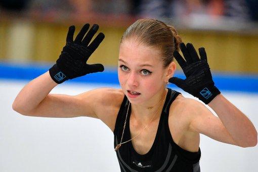 Фигуристка Александра Трусова завоевала золото на турнире U.S. International Classic в США