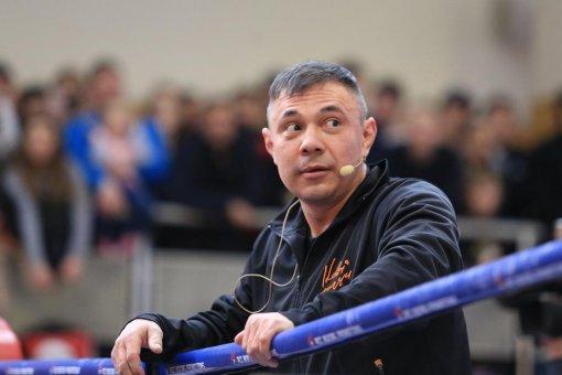Боксер Костя Цзю поздравил Александра Усика с победой над Энтони Джошуа