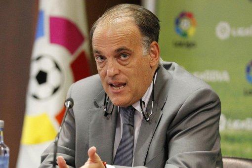 Президент Ла Лиги Хавьер Тебас прокомментировал проведение тендера на телеправа РПЛ