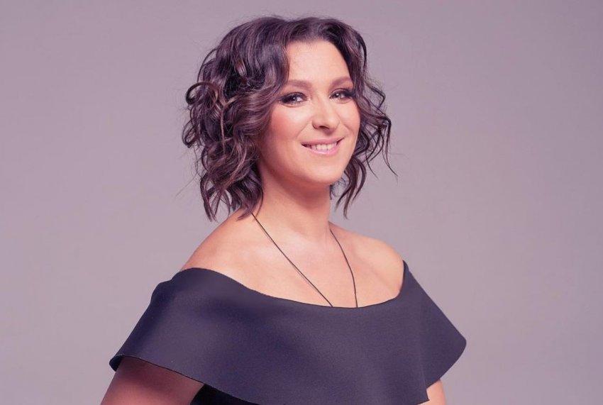 Актриса Олеся Железняк впервые за длительное время вышла в свет