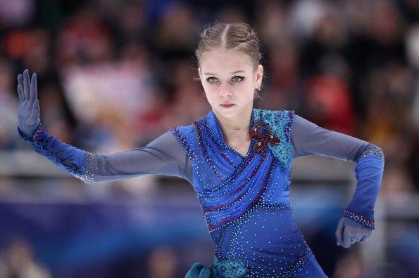 Фигуристка Александра Трусова примет участие в этапе Кубка России в Сызрани