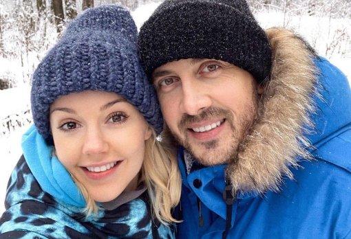 Певица Юлианна Караулова призналась, что тайно вышла замуж за продюсера Андрея Черного