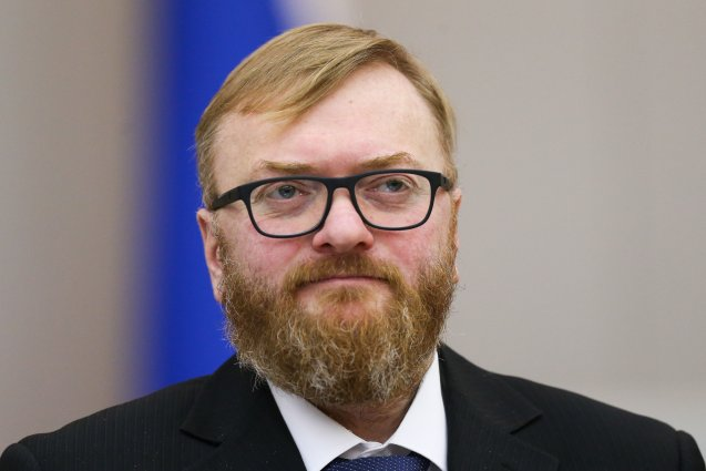 Российский депутат Милонов вызвал на боксерский поединок президента Украины Зеленского