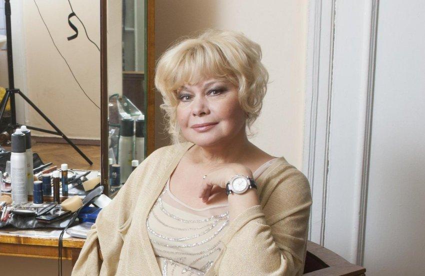 70-летняя актриса Ольга Богданова призналась, почему у неё нет детей