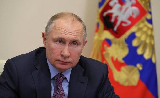 Президент Путин проведёт встречу с главами политических партий