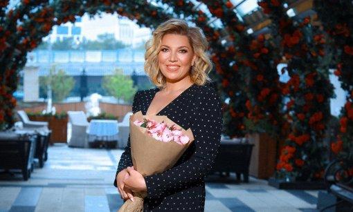 Актриса Екатерина Скулкина призналась, что всего 1 килограмм отделяет ее от веса мечты