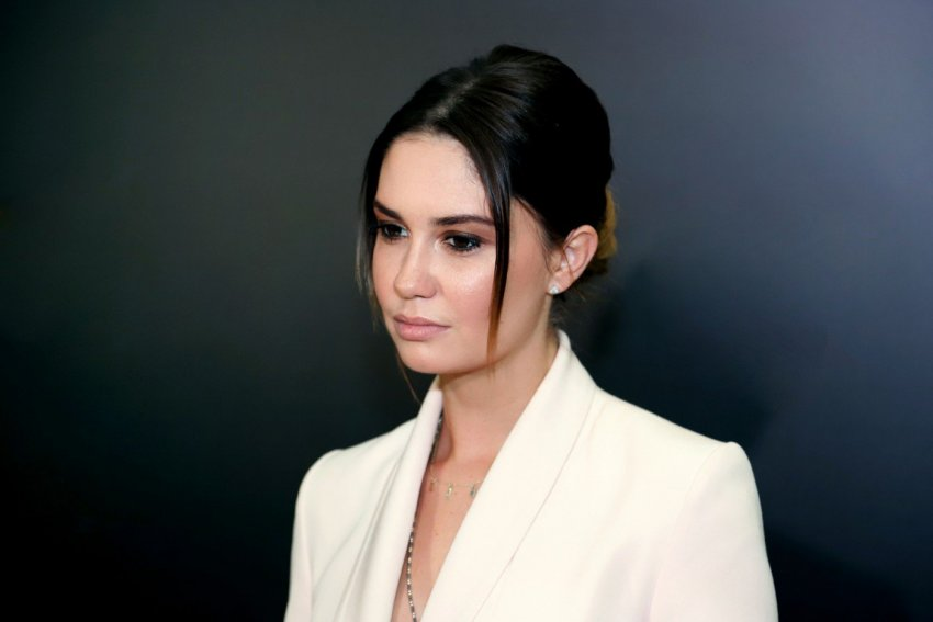 Актриса Агата Муцениеце стала новой участницей шоу «Ледниковый период»