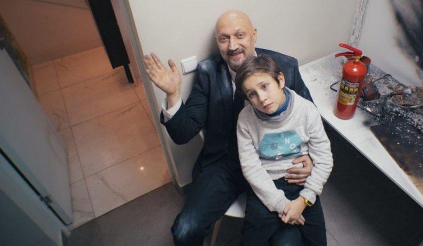 Актёр Гоша Куценко представит премьеру новой комедии «#ЯЖОТЕЦ» в кинотеатре «Космос»