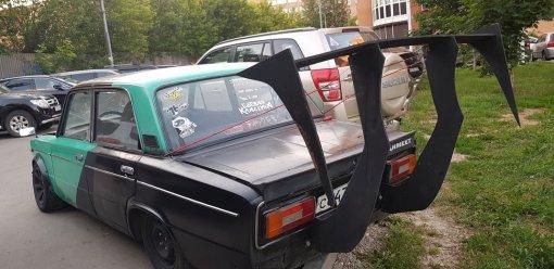 Автовладельцам рассказали, как избежать штрафа за тюнинг автомобиля