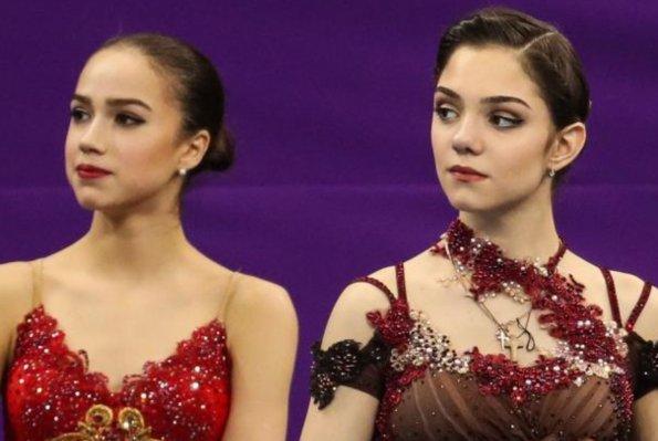 Известные фигуристки Загитова и Медведева примут участие в гала-шоу в Москве