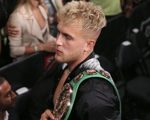 Боксёр Джейк Пол ответил на желание Тайрона Вудли провести матч-реванш