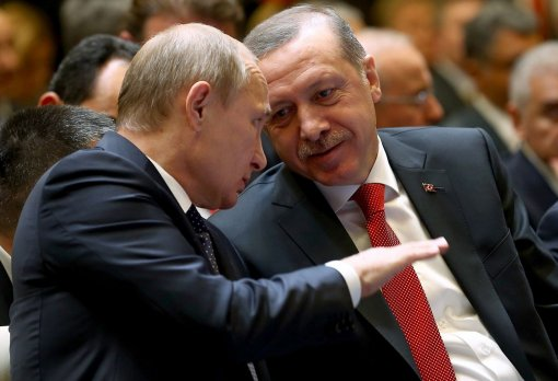 Президенты России и Турции не смогли договориться по сирийскому Идлибу