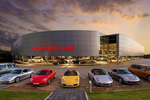 Ares Design создала уникальный спорткар Porsche 911 Targa