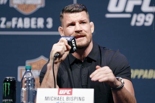 Экс-боец UFC Биспинг надеется, что Холифилд изобьет Белфорта в их боксерском поединке