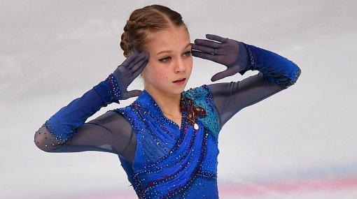 Танцорка на льду Бетина Попова поделилась ожиданиями от выступления Александры Трусовой в Сызрани