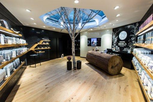 Бренд косметики Natura Siberica приостанавливает работу магазинов и производства