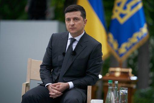 Украина решила обговорить позиции с ФРГ и Францией перед встречей Зеленского и Путина