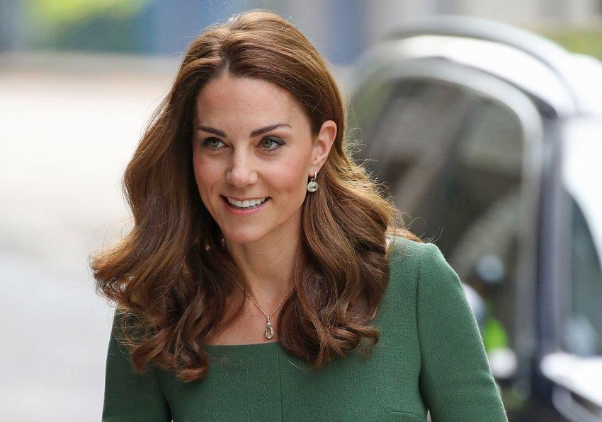 Супруга принца Уильяма Кейт Миддлтон пропала из поля зрения на два месяца