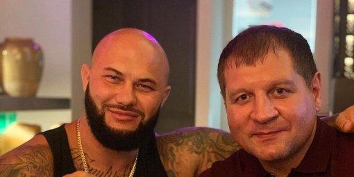 Тимати согласился побыть тренировочным «мешком» для Джигана перед его боем с Емельяненко