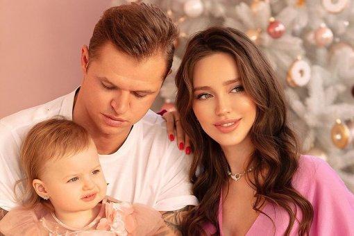 Модель Анастасия Костенко заявила, что не хочет, чтобы её муж присутствовал на родах