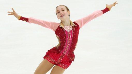 Фигуристка Елизавета Берестовская выступит на Гран-при вместо Дарьи Садковой