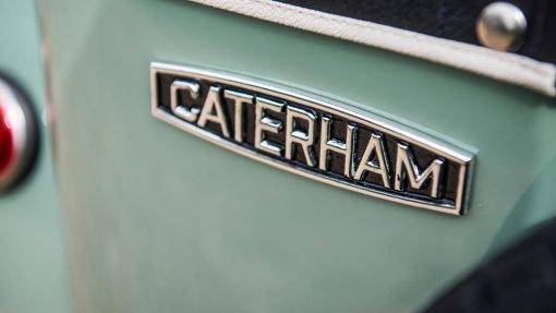 Caterham представил свой новый самый лёгкий в истории спорткар Seven 170