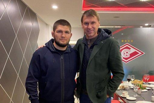 Футболист Титов ответил, вернется ли Нурмагомедов в MMA и состоится ли его дебют в футболе