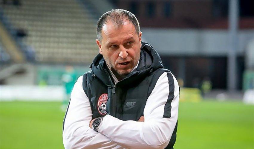 """Тренер """"Шерифа"""" Вернидуб оценил влияние лимита на легионеров на результаты матчей"""