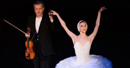 Скрипач Вадим Репин рассказал романтическую историю о своём знакомстве с женой