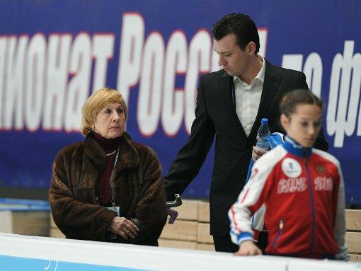Тренер Павел Слюсаренко заявил, что не мог отказаться от работы у Этери Тутберидзе