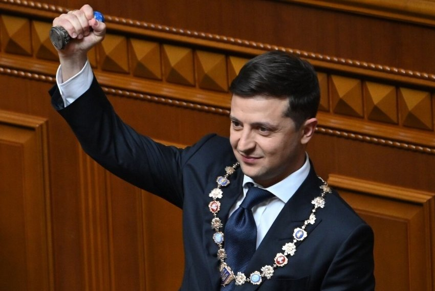 Президент Зеленский заявил о конце существования «олигархической ветви власти» на Украине